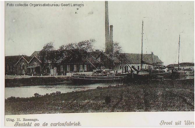 7. Strokartonfabriek Ceres Ulrum