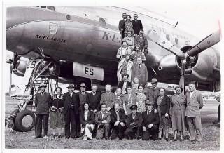 Uitstapje vakantieweek 28 juli 1950