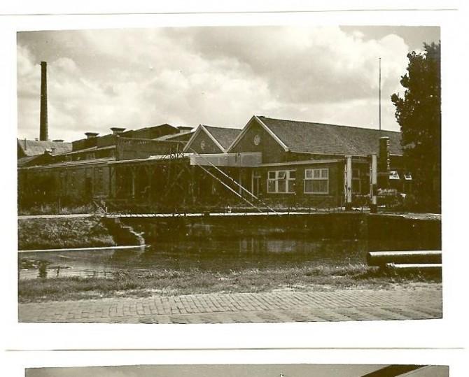 Water voor de strokartonfabriek Erica II in Oostwold