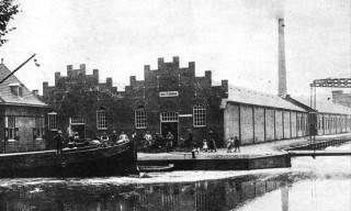 18. Strokartonfabriek britannia foto van J ter Velde