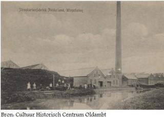 19. Strokartonfabriek Reiderland met bronvermelding