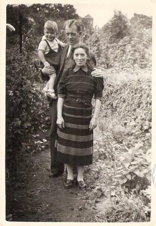 Hendrik Nijmeijer Jannie Meeringa en Berend Nijmeijer