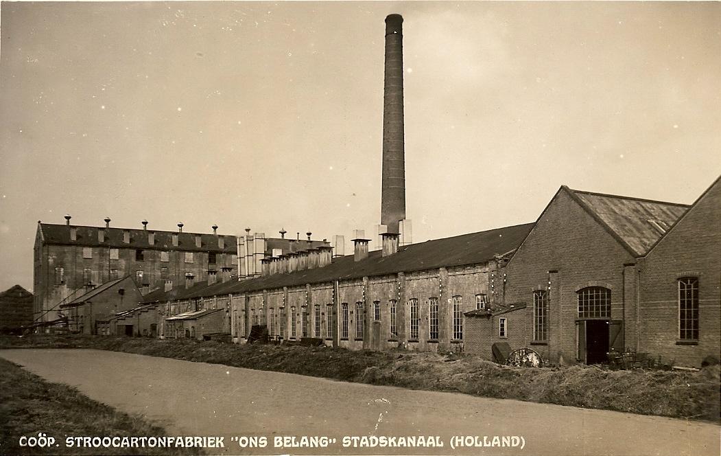 Ons Belang Stadskanaal 1927 - kopie